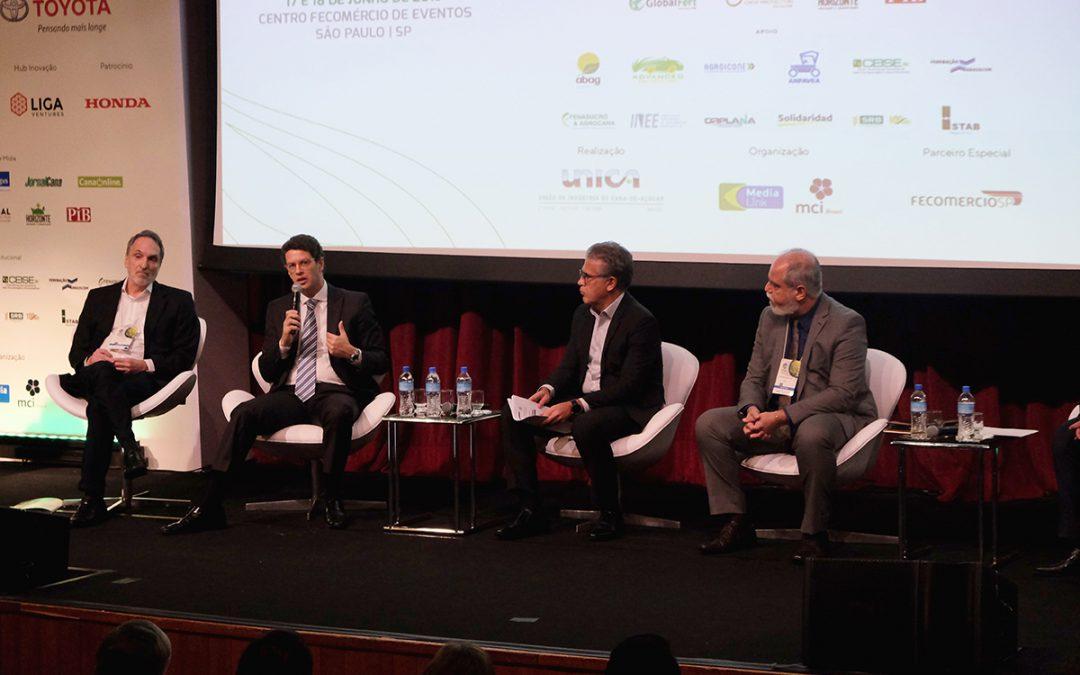 Ethanol Summit levanta debate sobre o futuro da mobilidade