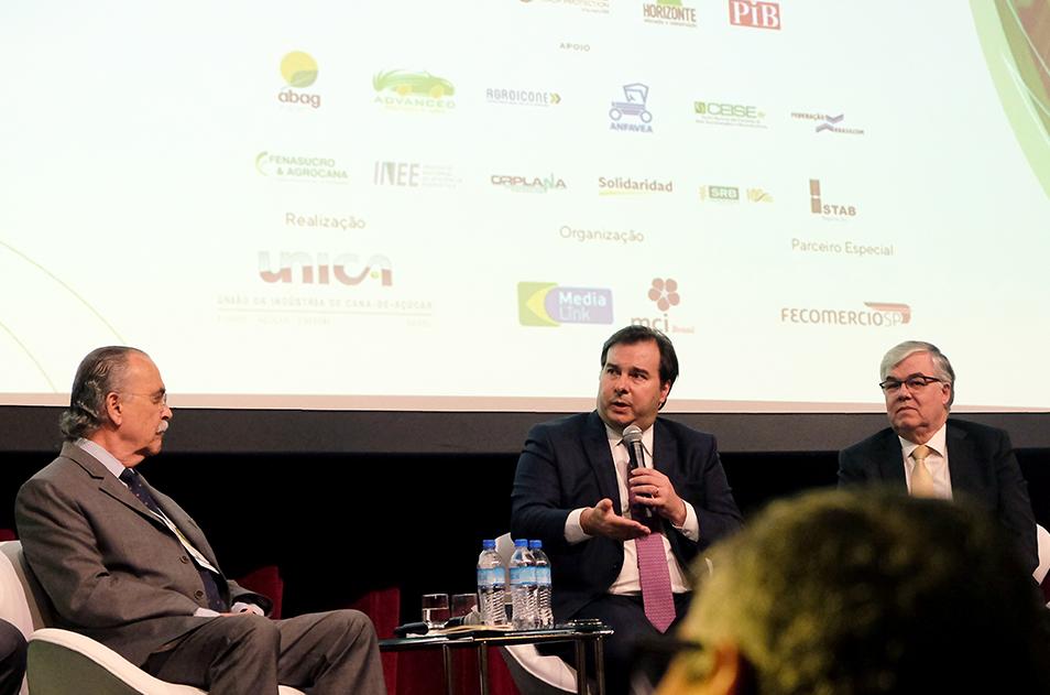 Rodrigo Maia fala sobre os desafios do parlamento brasileiro