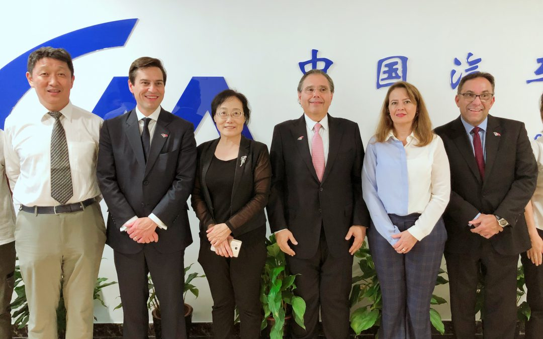 UNICA se reúne com indústria automotiva chinesa