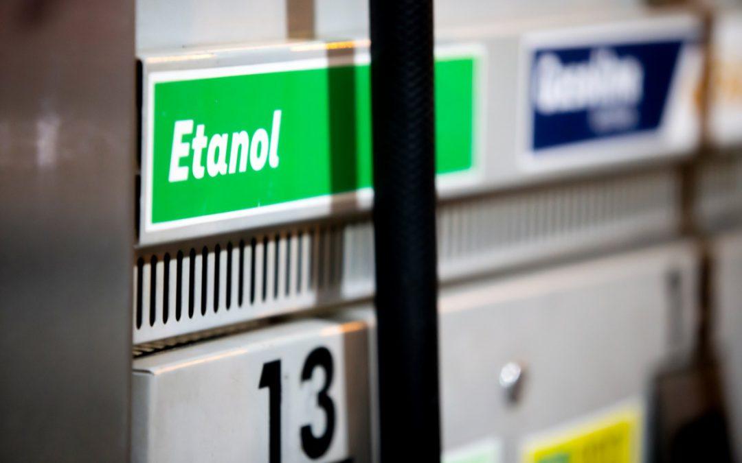 Vendas de etanol batem recordes mês a mês em 2019