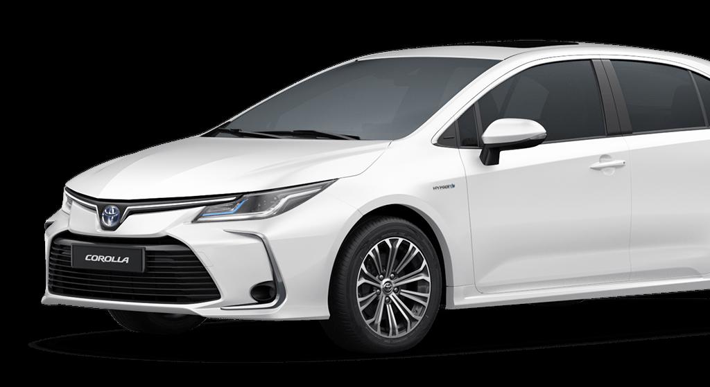 Mobilidade consciente e ecológica é marca de novo Corolla Híbrido Flex