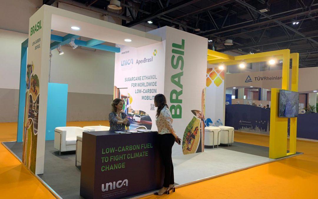 Etanol brasileiro será foco de feira sobre sustentabilidade em Dubai