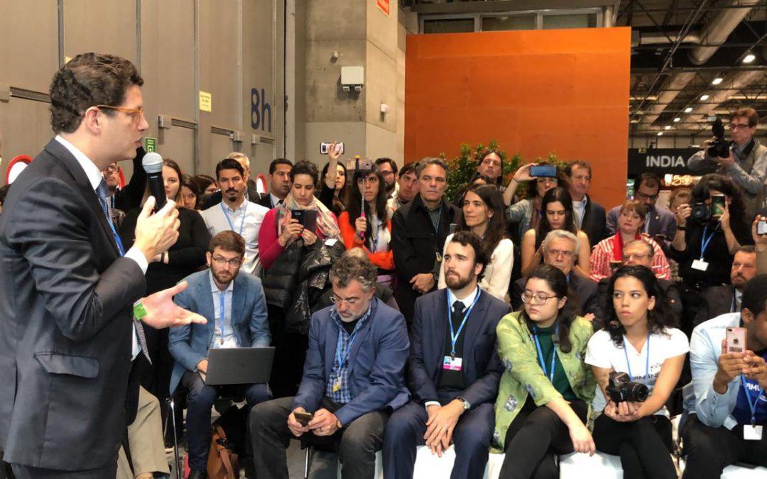 COP 25: Pluralidade marca debate sobre ambição climática brasileira